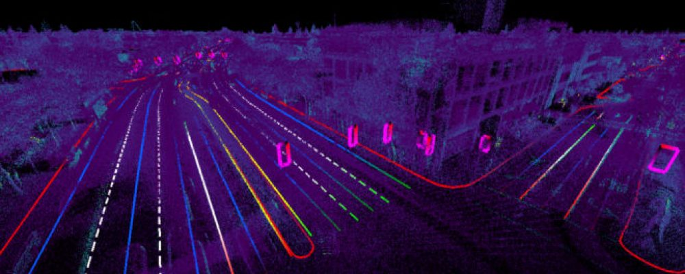 Clever AI Turns a World of Lasers Into Maps for Self-Driving Cars